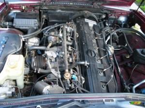 1994 Jaguar XJ XJ6 40L DOHC 24V Inline 6 Cylinder Engine