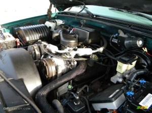 1999 GMC Yukon SLT 4x4 57 Liter OHV 16Valve Vortec V8 Engine Photo #40590733 | GTCarLot
