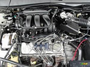 2005 Ford Taurus SEL 30 Liter OHV 12Valve V6 Engine