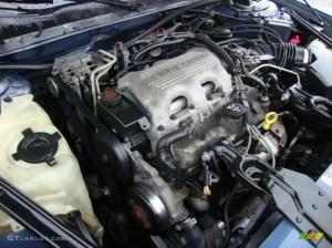 1995 Chevrolet Lumina Standard Lumina Model 31 Liter OHV 12Valve V6 Engine Photo #40773803