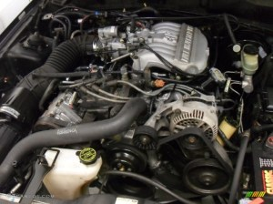 1998 Ford Mustang V6 Coupe 38 Liter OHV 12Valve V6 Engine Photo #41087203 | GTCarLot