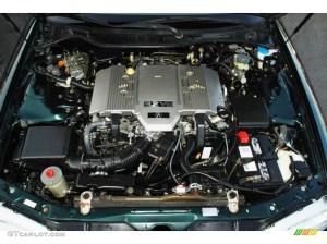 1998 Acura TL 32 32 Liter SOHC 24Valve V6 Engine Photo