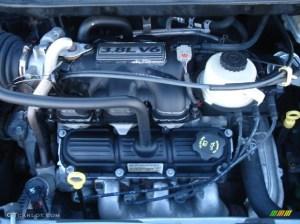 2005 Chrysler Town & Country Limited 38L OHV 12V V6