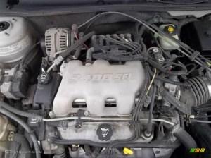 2004 Pontiac Grand Am GT Coupe Engine Photos | GTCarLot