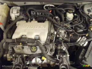 2001 Buick Century Limited 31 Liter OHV 12Valve V6
