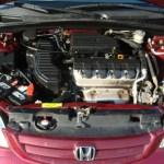 2002 Honda Civic Lx Sedan 1 7 Liter Sohc 16 Valve 4 Cylinder Engine Photo 45942150 Gtcarlot Com
