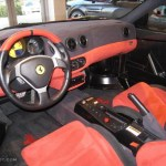 Red Black Interior 2004 Ferrari 360 Challenge Stradale F1 Photo 46094207 Gtcarlot Com