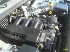 2006 Dodge Charger SE 27 Liter DOHC 24Valve V6 Engine