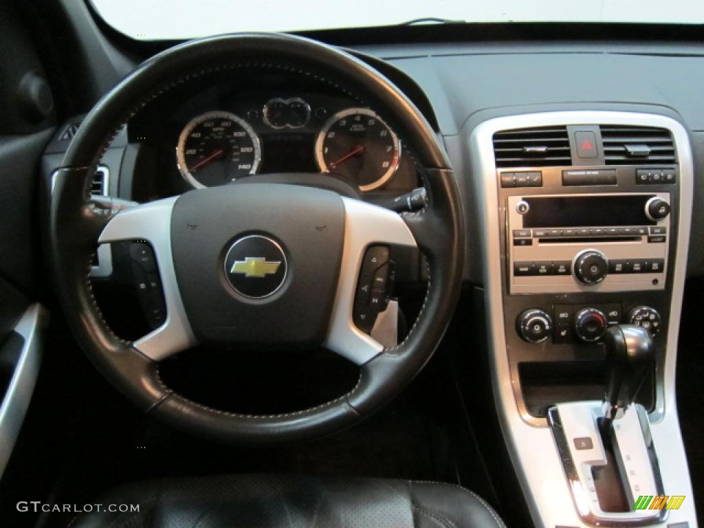 2008 Chevrolet Equinox Sport Ebony Dashboard Photo