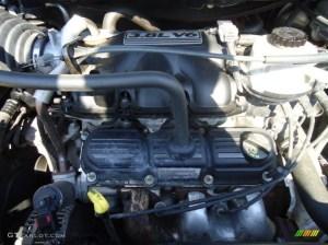 2007 Chrysler Town & Country Limited 38L OHV 12V V6