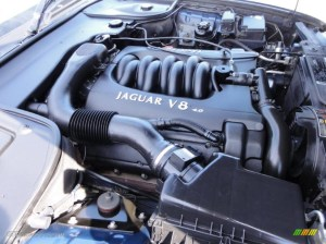 1998 Jaguar XJ XJ8 Engine Photos | GTCarLot
