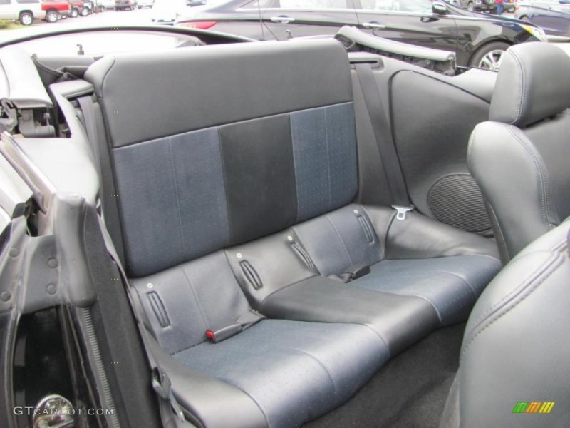 2003 Mitsubishi Eclipse Spyder Gs Interior Photo 47876957
