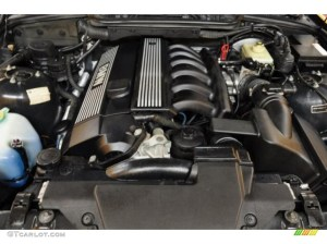 1996 BMW 3 Series 328i Convertible 28L 24 Valve DOHC