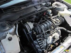 1997 Buick LeSabre Custom 38 Liter OHV 12V V6 Engine