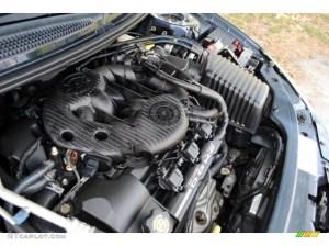 2002 Chrysler Sebring LX Convertible 27 Liter DOHC 24
