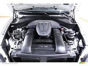 2007 BMW X5 48i 48 Liter DOHC 32Valve VVT V8 Engine