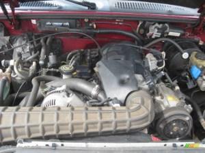 1995 Ford Explorer XLT 4x4 40 Liter OHV 12Valve V6