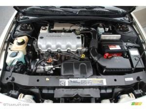 2000 Saturn S Series SL1 Sedan 19 Liter SOHC 8Valve 4