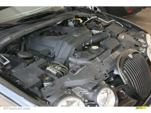 2003 Jaguar SType 42 42 Liter DOHC 32 Valve V8 Engine