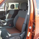 Dark Slate Gray Orange Interior 2011 Dodge Nitro Detonator Photo 52211095 Gtcarlot Com