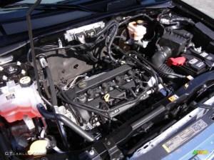 2012 Ford Escape XLS 25 Liter DOHC 16Valve Duratec 4