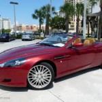2009 Toro Red Aston Martin Db9 Volante 53857332 Gtcarlot Com Car Color Galleries