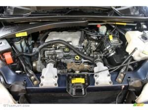 2000 Chevy Venture Interior