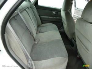 2000 Ford Taurus SES interior Photo #54881413 | GTCarLot