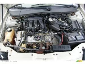 2006 Ford Taurus SE 30 Liter OHV 12Valve V6 Engine Photo