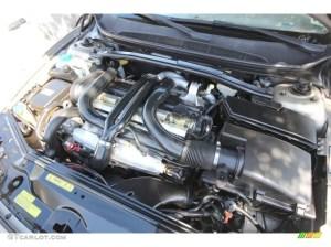 2005 Volvo S80 T6 29 Liter TwinTurbocharged DOHC 24
