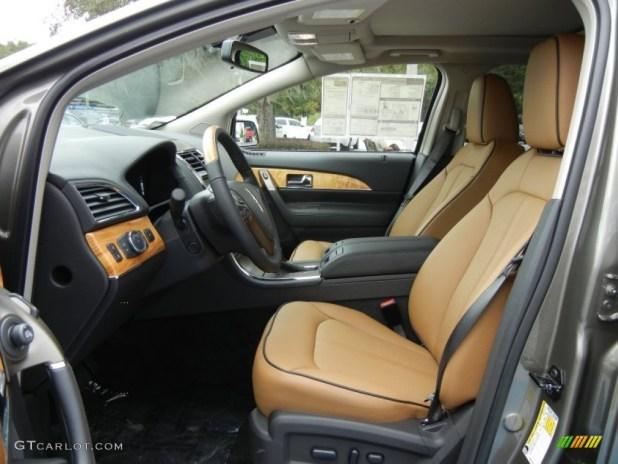 Lincoln Mkz Interior Colors