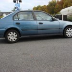 1998 Cyclone Blue Metallic Honda Civic Dx Sedan 56348473 Photo 3 Gtcarlot Com Car Color Galleries