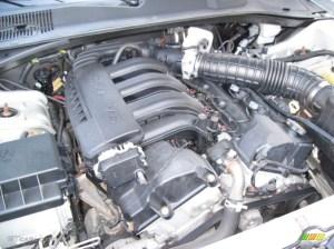 2006 Dodge Charger SE 27 Liter DOHC 24Valve V6 Engine