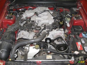 1999 Ford Mustang V6 Convertible 38 Liter OHV 12Valve V6 Engine Photo #56978348 | GTCarLot
