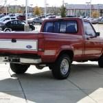 1992 Medium Cabernet Red Metallic Ford Ranger S Regular Cab 57540132 Photo 6 Gtcarlot Com Car Color Galleries