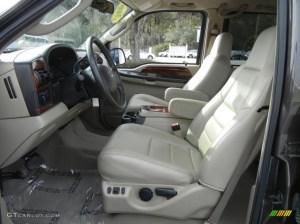 Tan Interior 2006 Ford F250 Super Duty Lariat FX4 Off Road