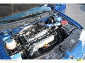 2004 Volkswagen Jetta GLI 18T Sedan Engine Photos