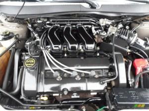 2003 Ford Taurus SE Wagon 30 Liter DOHC 24Valve V6