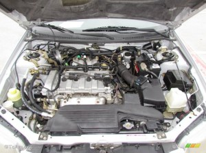 Mazda Protege Engine Diagram, Mazda, Free Engine Image For