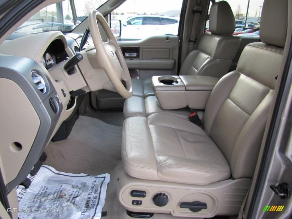 2005 Ford F150 XLT SuperCrew 4x4 Interior Photo 60980670