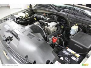 2002 Chevrolet Silverado 1500 LS Regular Cab 4x4 43 Liter
