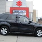Suzuki Vitara 2007 Black