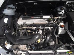 2000 Saturn L Series LS1 Sedan 22 Liter DOHC 16V 4