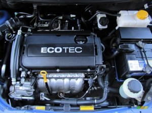 2009 Chevrolet Aveo Aveo5 LS Engine Photos | GTCarLot