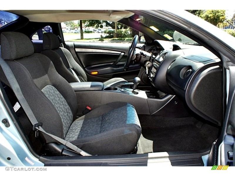 Midnight Interior 2003 Mitsubishi Eclipse Gs Coupe Photo 66126287