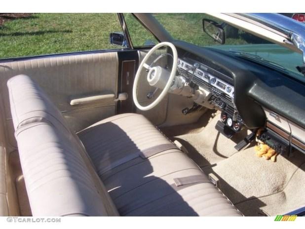 1967 Ford Interior Color Codes