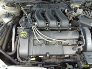 2002 Ford Taurus SEL 30 Liter DOHC 24Valve V6 Engine Photo #67423179 | GTCarLot