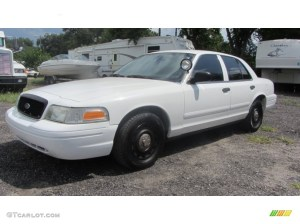 2008 Ford Crown Victoria Police Interceptor Owners Manual
