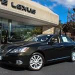 2010 Peridot Green Mica Lexus Es 350 72398004 Gtcarlot Com Car Color Galleries