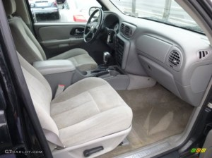 2003 Chevrolet Trailblazer Interior